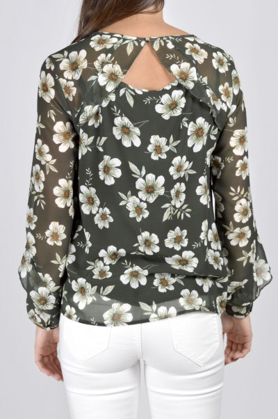 Chemise Floral