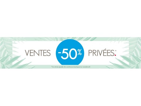 SALES PRIVATE | -50% ! The prize cannons before the sales !